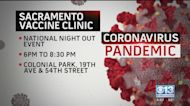 COVID Update: National Night Out Vaccination Event