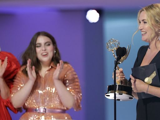 Kate Winslet Salutes Fellow Best Actress in a Limited Series Nominees During Emmy Acceptance Speech