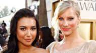 Heather Morris Tearfully Reflects On Impact Of Her & Naya Rivera's Onscreen Relationship In 'Glee'
