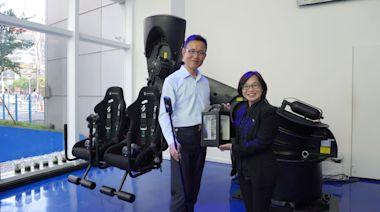 台電電幻1號所邀沅碁光電董座分享 5年3千萬打造太陽能光電屋