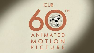 迪士尼動畫工作室發布90秒短片慶祝邁向98週年,並介紹他們第60部動畫長片《魔法滿屋》