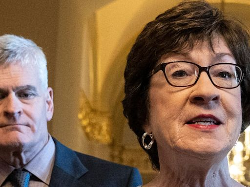 Susan Collins To Endorse Paul LePage For Another Term As Maine Governor