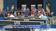 Ribbon Cutting Ceremony Marks Opening Of Three Schools In Baltimore