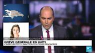 Haiti : insécurité et inaction politique dénoncés lors d'une grève générale