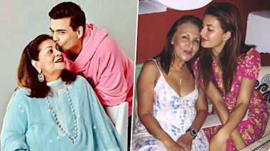 Happy Mother's Day 2019: Karan Johar, Katrina Kaif, Jacqueline Fernandez and Other Bollywood Celebs Post Heartwarming Pictures...
