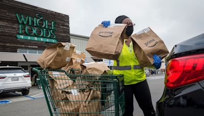 Amazon's Whole Foods Will Charge for Delivery Beginning Oct. 25