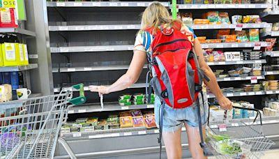 英國二氧化碳CO2供應造成超市食品短缺的來龍去脈