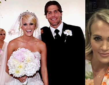 Carrie Underwood and Her Husband Mike Fisher Got Through Their Toughest Times Together