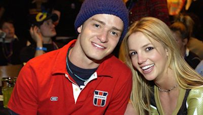 Britney Spears Shares Throwback Photo With Ex Justin Timberlake