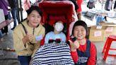 4年前跪求白沙屯媽祖「讓孩子活過5歲」 她的心願成真