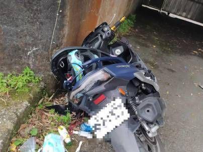 快訊/北宜公路疑機車雙載自摔 18歲男失去生命跡像