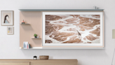 Samsung introduces 76-inch MicroLED TV, TikTok app and a shelf for The Frame