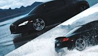 Watch Audi R8 Get Soaking Wet Drifting At Bonneville Salt Flats