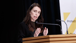 New Zealand PM Jacinda Ardern announces sweeping COVID vaccine mandate for businesses