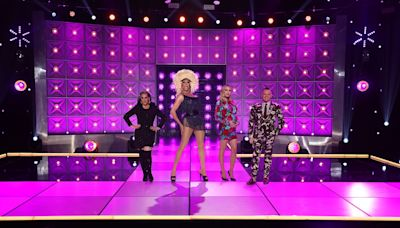 Emma Roberts Was 'So Pregnant' with Baby Rhodes During Her RPDR All Stars Appearance