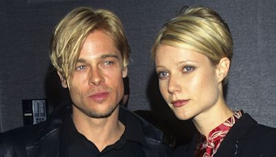 Gwyneth Paltrow Shares the Story Behind Her Matching Haircut with Brad Pitt in the '90s