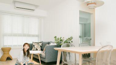 房子少30坪,生活卻更好!室內設計師Phyllis:想把小宅變寬敞,不可不知的看屋、收納與裝潢原則 | 50+FIFTY PLUS | 遠見雜誌