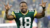 A full fridge and bidets: Randall Cobb talks about the perks of staying at Aaron Rodgers' house this summer