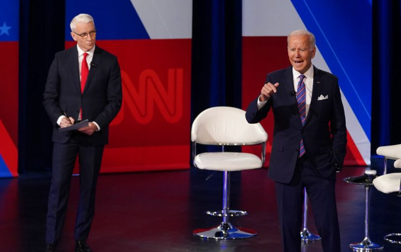 Joe Biden, At CNN Town Hall, Gets Into the Nitty Gritty Reality Of Where Things Stand With Build Back ...