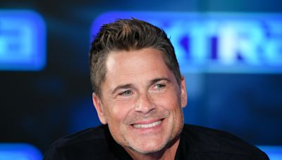 Rob Lowe marks 31 years of sobriety