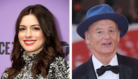 Bill Murray & Anne Hathaway To Star In Canine Pic 'Bum's Rush' — Cannes
