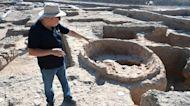 Israeli archaeologists uncover a Byzantine-era winery