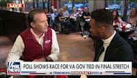 Glenn Youngkin sits down with Lawrence Jones to discuss his campaign efforts in Virginia