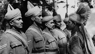 World War Two: The forgotten Indian soldiers of Dunkirk