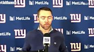 Colt McCoy after the Giants' loss: 'If you want to point the finger at anybody you can point it at me'