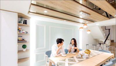 【人物專訪】白家綺夫妻同心 大餐桌圍爐圓夢