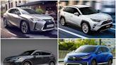 消費者報告實測 2021 最省油 10 款 SUV!Toyota 新休旅直衝第三名 - 自由電子報汽車頻道