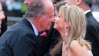 Corinna Larsen, la 'amiga' preferida del Juan Carlos de España, lo denunció por acoso