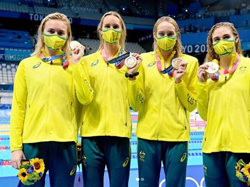 游泳》澳洲東奧金牌泳將打兩劑疫苗仍確診 被送院治療感到「非常不幸」 - 麗台運動報