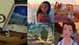 Every Disney Animated Musical's Best Song
