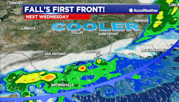 Fall is near: Changes coming to SE Texas