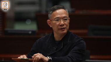 政Whats噏:消費券派5000蚊 謝偉俊憂促進「黃色」經濟圈