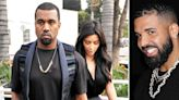 Kanye West & Kim Kardashian Hit A Rough Patch As The Rapper's Mood Changes After Drake's Album 'Certified ...
