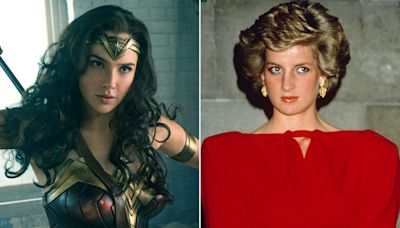 Gal Gadot Reveals Her Wonder Woman Was Inspired by Princess Diana: 'She Was Full of Compassion'