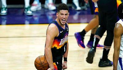 NBA DFS Picks: Building Blocks for Tuesday, June 22   Devin Booker