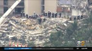 Rescuers At Florida Condo Collapse Battle Against Time, Weather, Fire