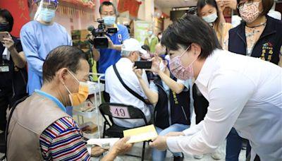 台中市疫苗涵蓋率破7成 65歲以上打兩劑完畢