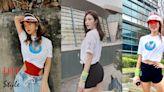路跑輕鬆拍出美照不NG!人氣KOL蔡沁妍、段慧琳、王藝安運動妝容穿搭示範
