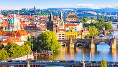 Exploring the best of Prague, with cheap flights from Virginia Beach