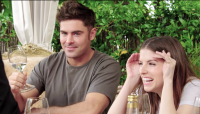 Zac Efron and Anna Kendrick's Minds Were Completely Blown by a Water Sommelier