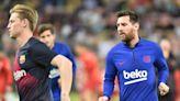 Messi & De Jong Back in Barcelona Squad for Osasuna Match
