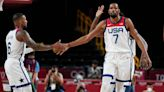 US Men's Basketball Team Routs Iran; Kevin Durant on Brink of History