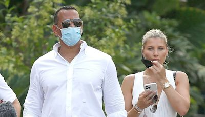 Alex Rodriguez and Melanie Collins Seen Vacationing Together but Are 'Just Friends,' Says Source