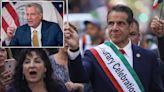Gov. Cuomo calls de Blasio's Columbus Day cancellation 'destructive'