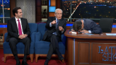 Bob Woodward tells Stephen Colbert just how close we came to losing American democracy, or worse