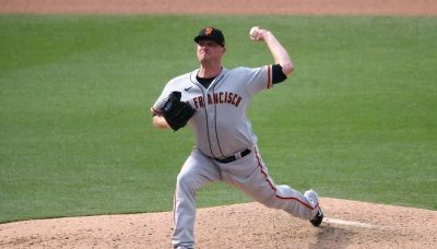 Giants reinstate pitchers Jake McGee, Logan Webb from IL